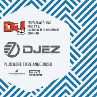 25 Years of DJ Mag - DJ EZ