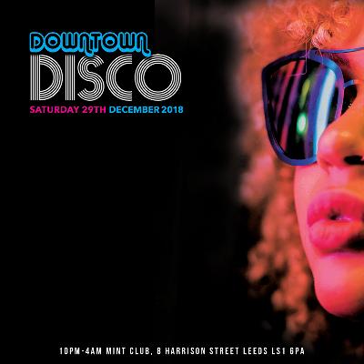 Downtown Disco - The Reflex|Re-Tide|Natasha Kitty Katt|Ian Ossia