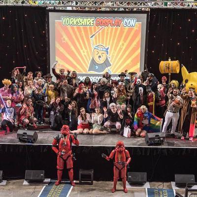 Yorkshire Cosplay Con 2020