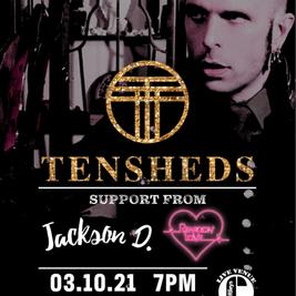 Tensheds, Jackson D & Reardon Love