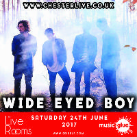 Wide Eyed Boy & Guests