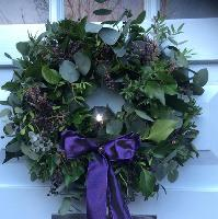 Christmas Wreaths & Garlands Workshop