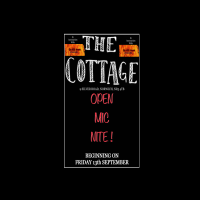 The A.I.R Events presents - OPEN MIC NITES@The Cottage