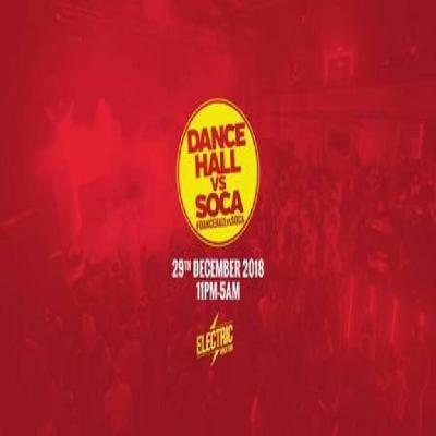 Dancehall vs Soca London