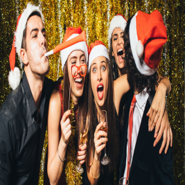 Christmas Party Nights 2021 at The Longlands