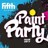 Paint Party Bank Holiday Weekend