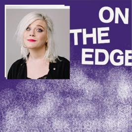 On The Edge Comedy with Lulu Popplewell