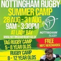 Nottingham Rugby Summer Camp - Lady Bay