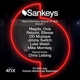 Sankeys MCR Opening Party