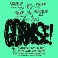 GDANSE! with Credit 00, Randstad, Bogdan Dra?ić, Souvenir
