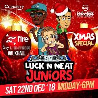 Curiosity presents.. Luck & Neat Juniors
