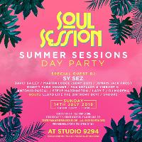 Soul Session Presents Summer Sessions