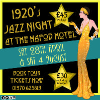 1920's Jazz Night