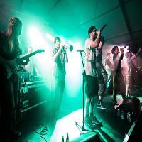 Fire Beneath the Seat, World Jazz Stage, Lytham Festival