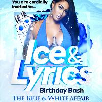 Ice & Lyrics Blue & White Affair