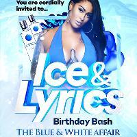Ice & Lyrics Blue & White Affair