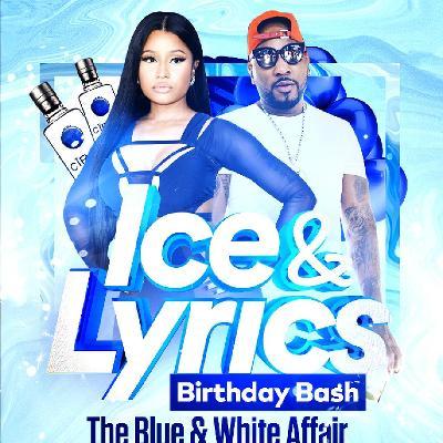 The Blue & White Affair - Ice & Lyrics Birthday Bash 2019