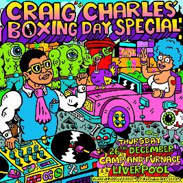 Craig Charles Funk Boxing Day Special