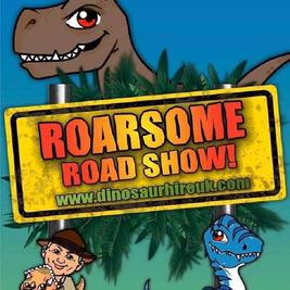 ROARSOME! Roadshow