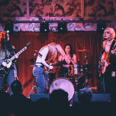 Witch Fever live at YES Pink Room