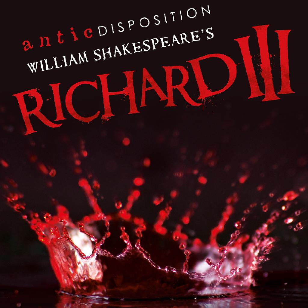 Antic Disposition presents: Richard III | Temple Church ...