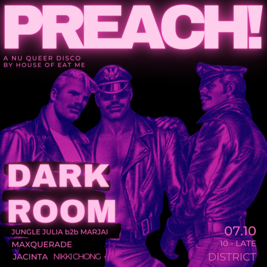 PREACH! #2 DARK ROOM