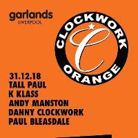 Clockwork Orange Liverpool