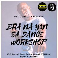 BRA NA Y3N SA Dance Worskshop