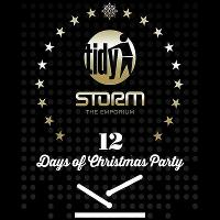 Tidy Storm: 12 Days Of Christmas Party