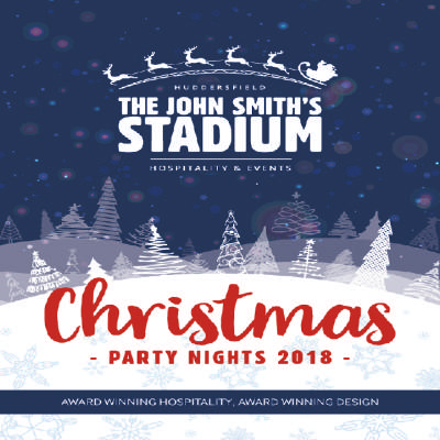 Christmas Party Nights 2018 - Live Band