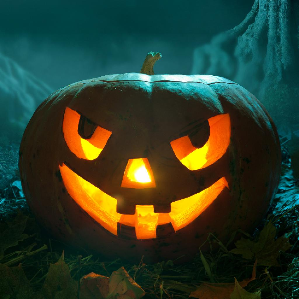 TI Halloween