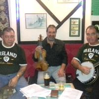 The Moulton Brothers entertain you with folk music