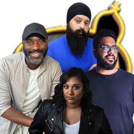 Desi Central Comedy Show - Northampton