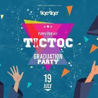 Tic Toc at Tiger Fridays Graduation Party