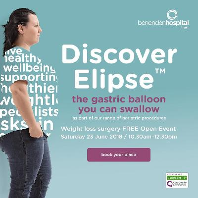 Free Weight Loss Surgery Open Event Benenden Hospital Trust Nr