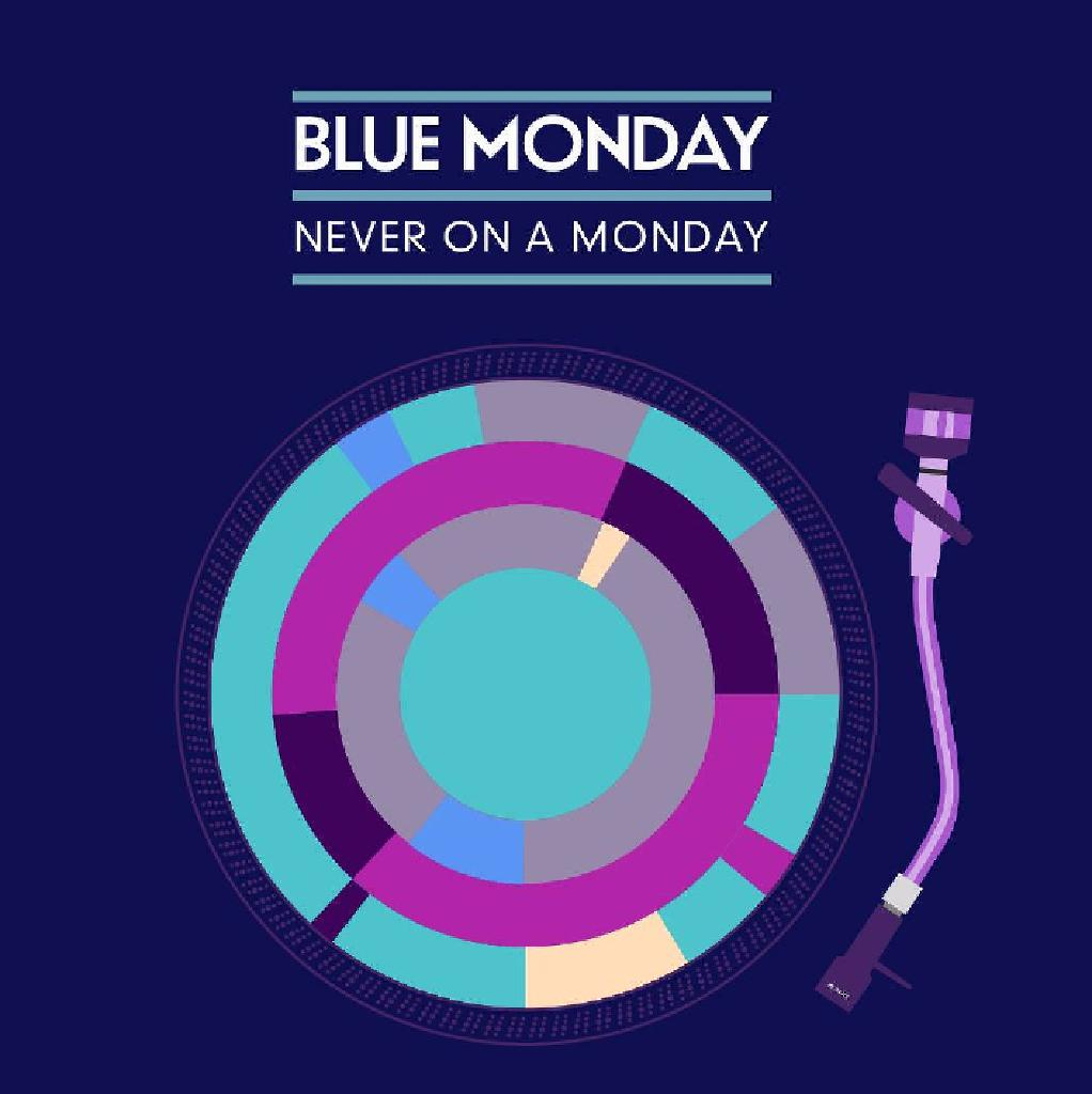 Blue Monday (feat. Bombay Bicycle Club DJ Set) Tickets