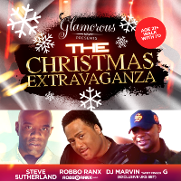 Glamorous presents the Christmas Extravaganza