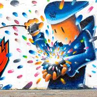 Half Term Fun: Graffiti Workshop