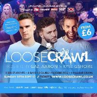 LooseCrawl | Northumbria Fresher